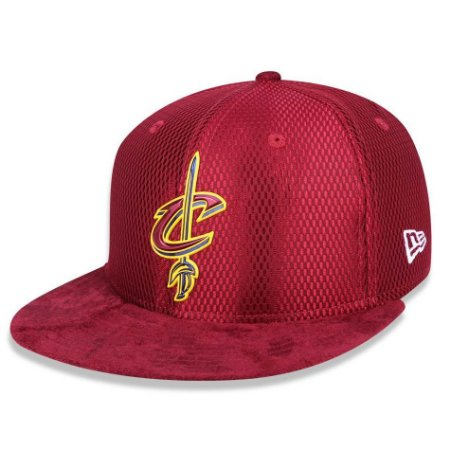 Boné Cleveland Cavaliers 950 Draft NBA - New Era