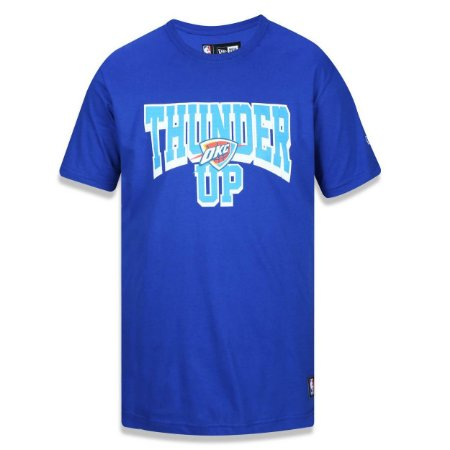 Camiseta Oklahoma City Thunder Playoffs - New Era