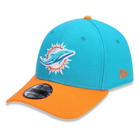 Boné Miami Dolphins 940 Snapback HC Basic - New Era