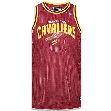 Regata Cleveland Cavaliers Game Jersey - New Era