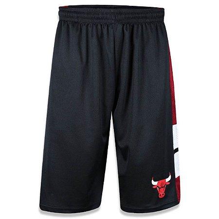 Bermuda Chicago Bulls Stripe NBA - New Era