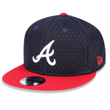 Boné Atlanta Braves 950 Quickturn MLB - New Era