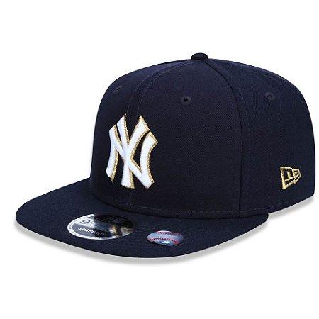 Boné New York Yankees 950 Gold City MLB - New Era