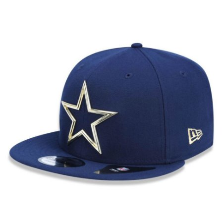 Boné Dallas Cowboys 950 Metal Logo Snapback - New Era