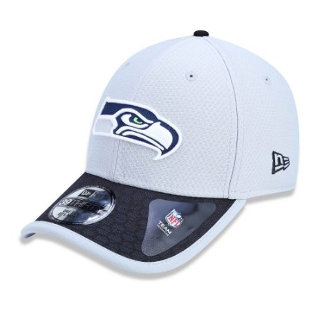 Boné Seattle Seahawks 3930 Sideline 2017 Gray - New Era