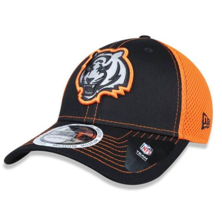 Boné Cincinnati Bengals 3930 Pop Flect - New Era