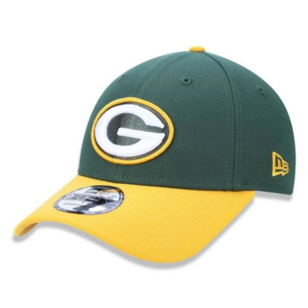 Boné Green Bay Packers 940 Snapback HC Basic - New Era