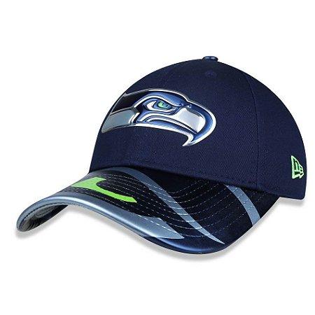 Boné Seattle Seahawks 940 Draft 2017 On Stage - New Era