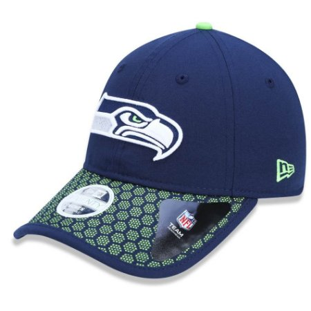 Boné Seattle Seahawks 920 Sideline 2017 Woman - New Era