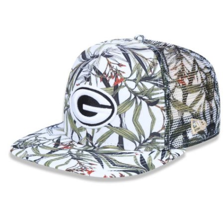 Boné Green Bay Packers 950 Foliage - New Era