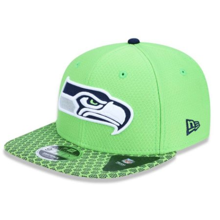 Boné Seattle Seahawks 950 Sideline Team 2017 - New Era