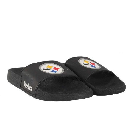 Chinelo Storm Slip On Pittsburgh Steelers NFL - FIRST DOWN ... 0fe39ccbf1c