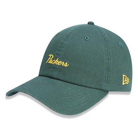 Boné Green Bay Packers 940 Mini Script - New Era