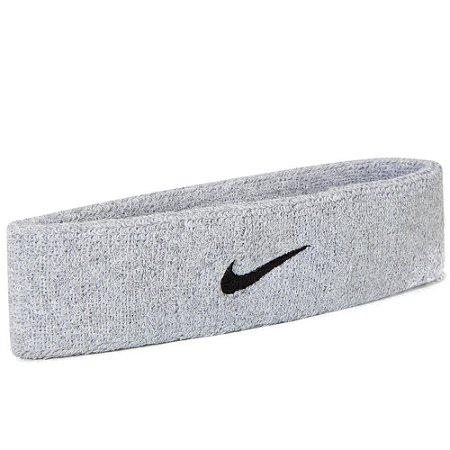 Testeira Nike Swoosh Cinza