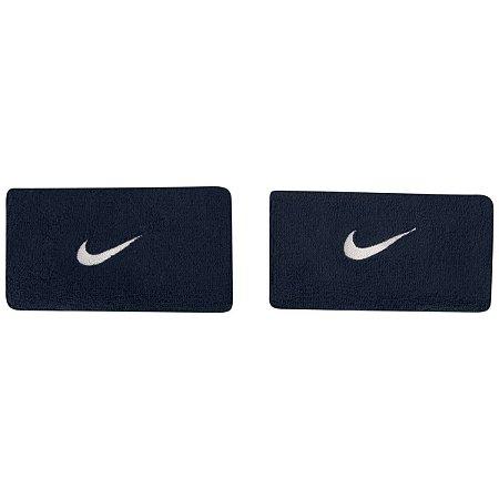 Munhequeira Nike Swoosh Double Marinho