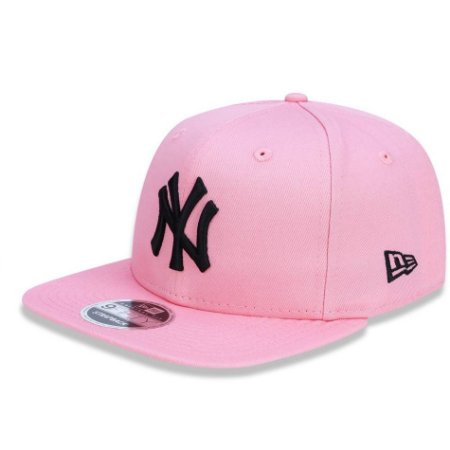 14fe21aff489e Boné New York Yankees 950 Rosa Pastel - New Era - FIRST DOWN ...