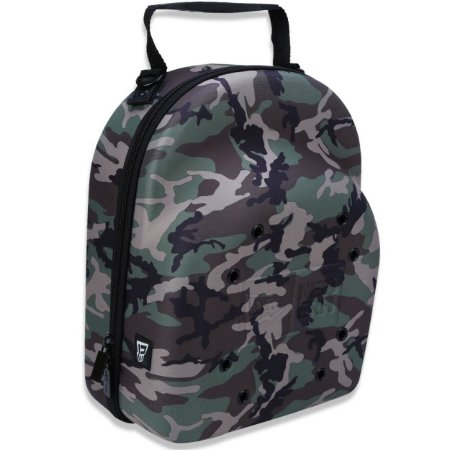 Case Cap Carrier Camuflado - New Era