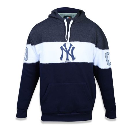 Casaco Moletom New York Yankees 3 Colors MLB - New Era