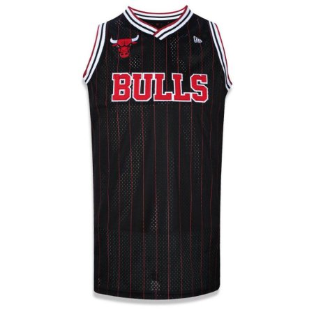 Regata Chicago Bulls Game Jersey - New Era