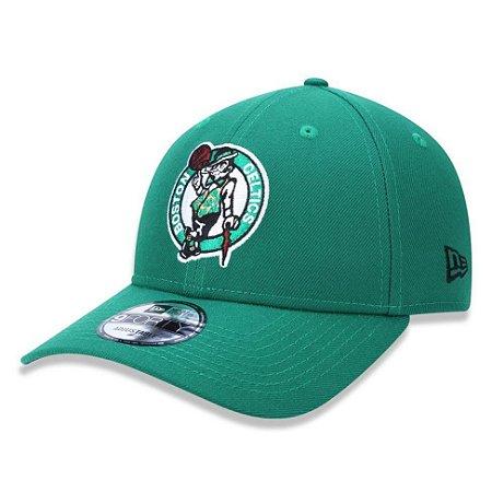 Boné Boston Celtics 940 Primary - New Era - FIRST DOWN - Produtos ... 4b354ad1592