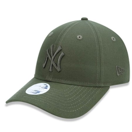 a6ce4b68d Boné New York Yankees 920 Tonal Feminino Verde - New Era - FIRST ...