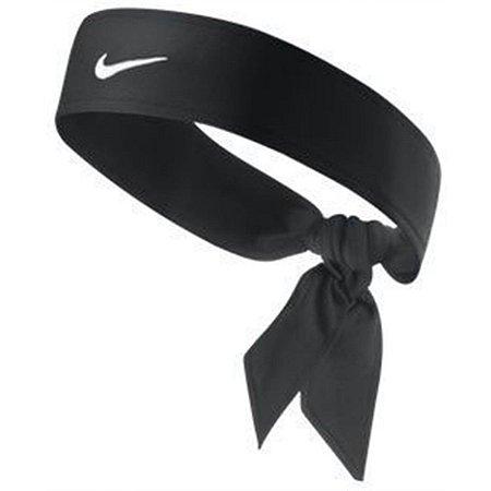 Faixa Cabelo Nike Dri Fit Head Tie Preto