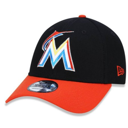 Boné Miami Marlins 940 Team Color - New Era