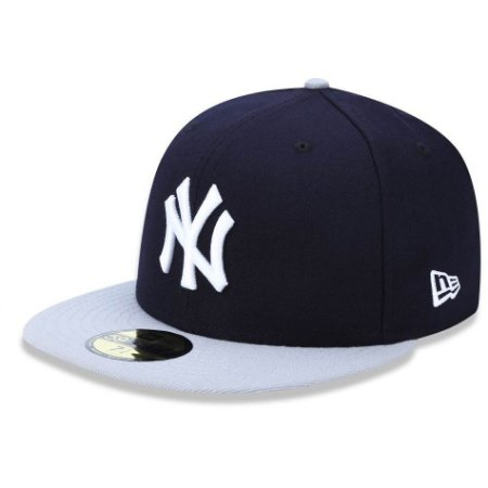Boné New York Yankees 5950 Team Color Fechado - New Era