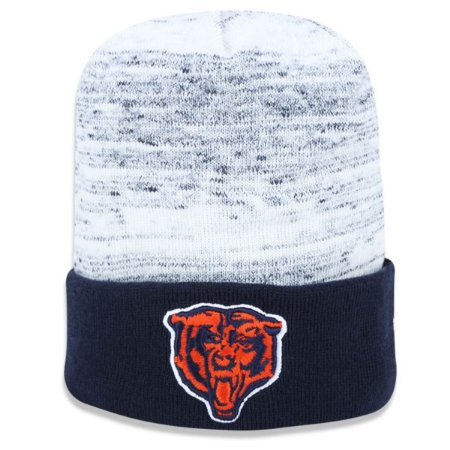 Gorro Touca Chicago Bears Knit Chiller Tone - New Era