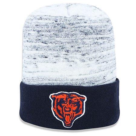 Gorro Touca Chicago Bears Knit Chiller Tone - New Era