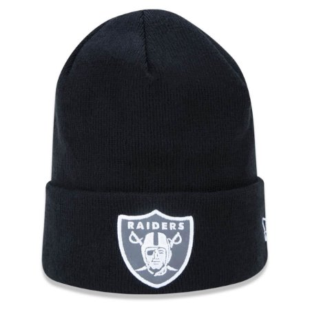 Gorro Touca Oakland Raiders Night - New Era - FIRST DOWN - Produtos ... 38a21ff660b