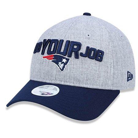 Boné New England Patriots 920 #DoYourJob Draft 2018 - New Era