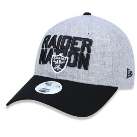 Boné Oakland Raiders 920 #RaiderNation Draft 2018 - New Era