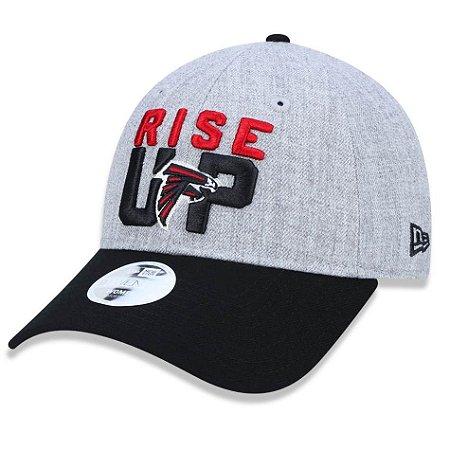 Boné Atlanta Falcons 920 #RiseUp Draft 2018 - New Era