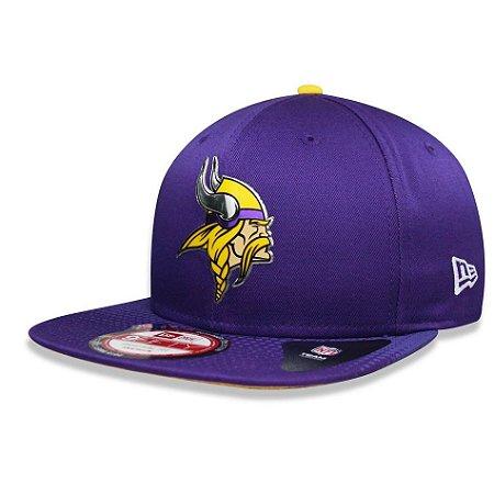 Boné Minnesota Vikings 950 Official Draft - New Era