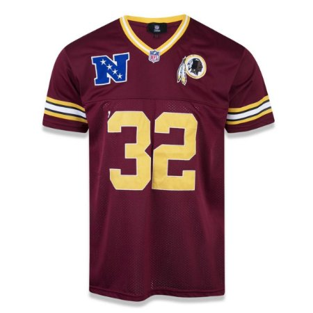Camiseta Jersey Washington Redskins Sports Vein Year - New Era