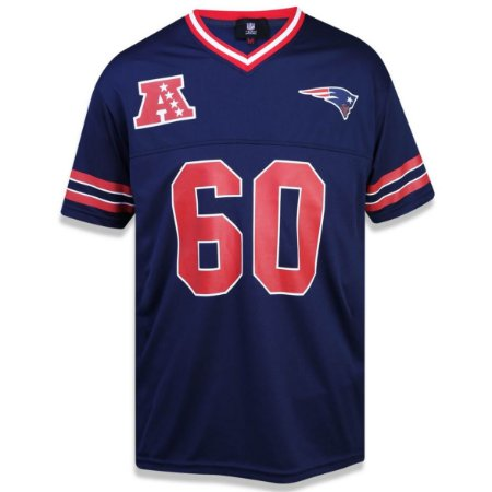 Camiseta Jersey New England Patriots Sports Vein Year - New Era