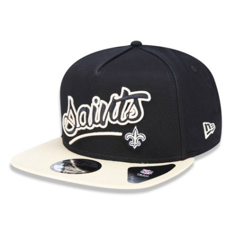 Boné New Orleans Saints 950 A-Frame Neon 3D - New Era