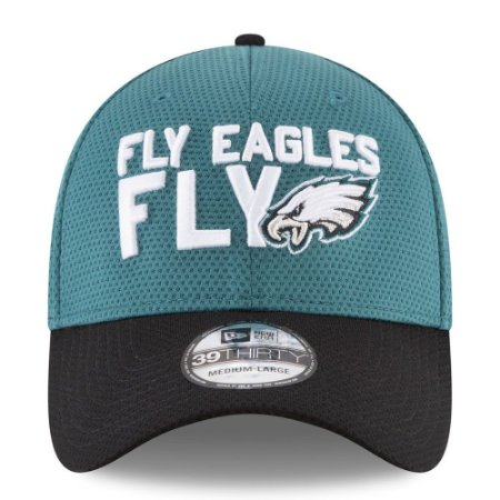 Boné Philadelphia Eagles Draft 2018 3930 - New Era