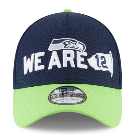Boné Seattle Seahawks Draft 2018 3930 - New Era - FIRST DOWN ... 85d5e773683