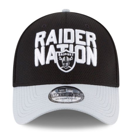Boné Oakland Raiders Draft 2018 3930 - New Era