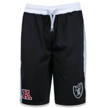 Bermuda Oakland Raiders Sports Vein - New Era