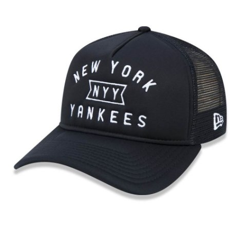 Boné New York Yankees 940 A-frame Core Trucker - New Era