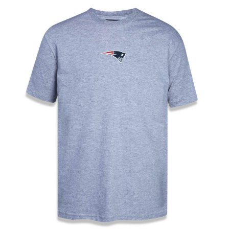 Camiseta New England Patriots Carimbo - New Era