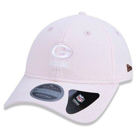 Boné Green Bay Packers 920 Micro Stitch Rosa - New Era