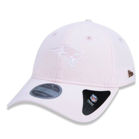 Boné New England Patriots 920 Micro Stitch Rosa - New Era