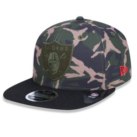 Boné Oakland Raiders 950 Military Division - New Era