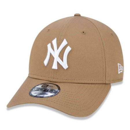 Boné New York Yankees 940 White on Wheat - New Era
