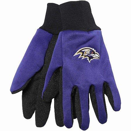 Luva Utilitária WinCraft Baltimore Ravens - NFL