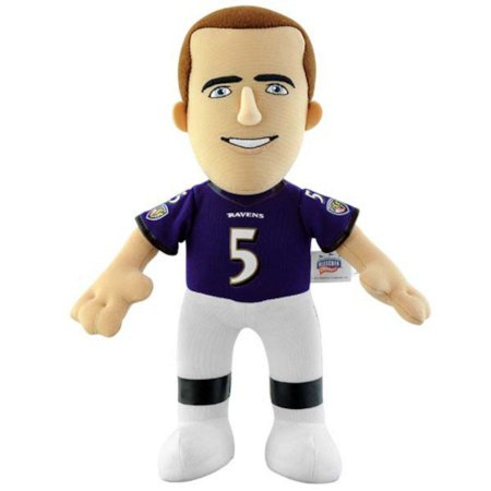 Boneco Joe Flacco Plush Doll 25cm - Baltimore Ravens NFL